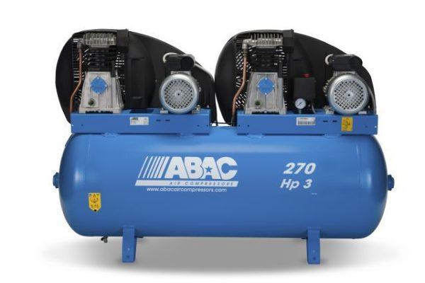 Преимущества компрессоров от итальянского производителя  ABAC