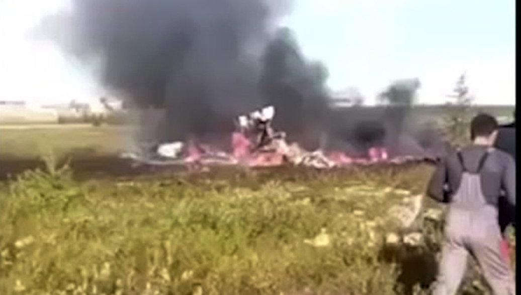 Тела погибших при крушении Ми-8 доставят в Красноярск