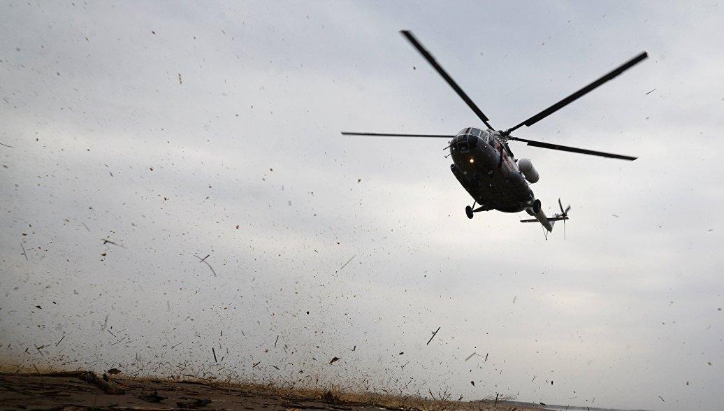 МАК сформировал комиссию по расследованию крушения Ми-8 в Красноярском крае