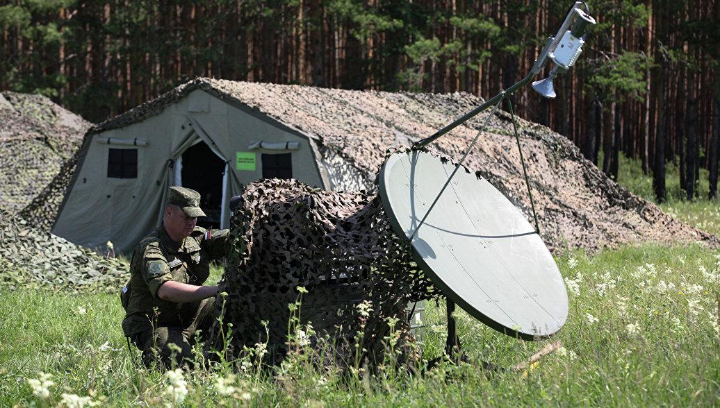 В Екатеринбурге сформировали новый пункт управления связи ЦВО