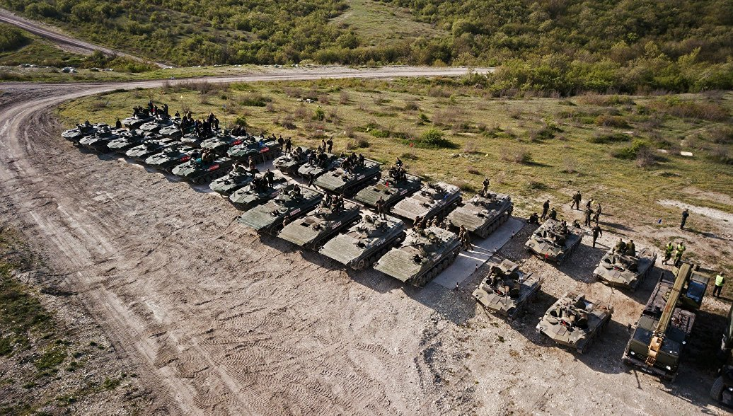 В ВДВ рассказали о разработке новой военной техники