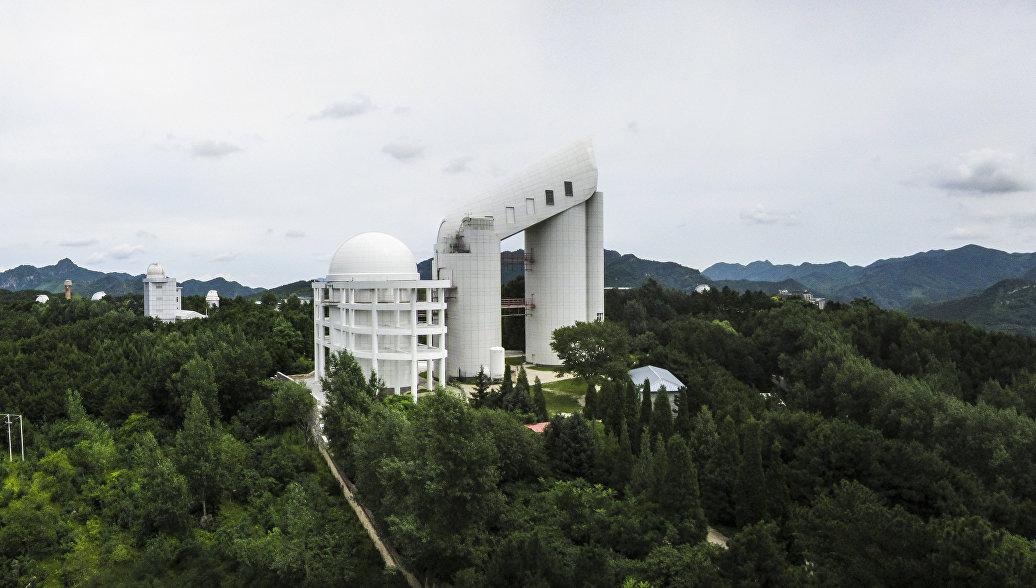 Китайские астрономы обнаружили звезду с самыми крупными запасами лития