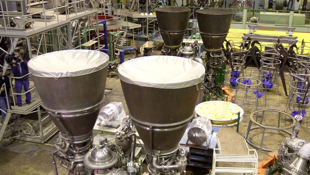 НАСА не стало комментировать возможные ограничения поставок РД-180