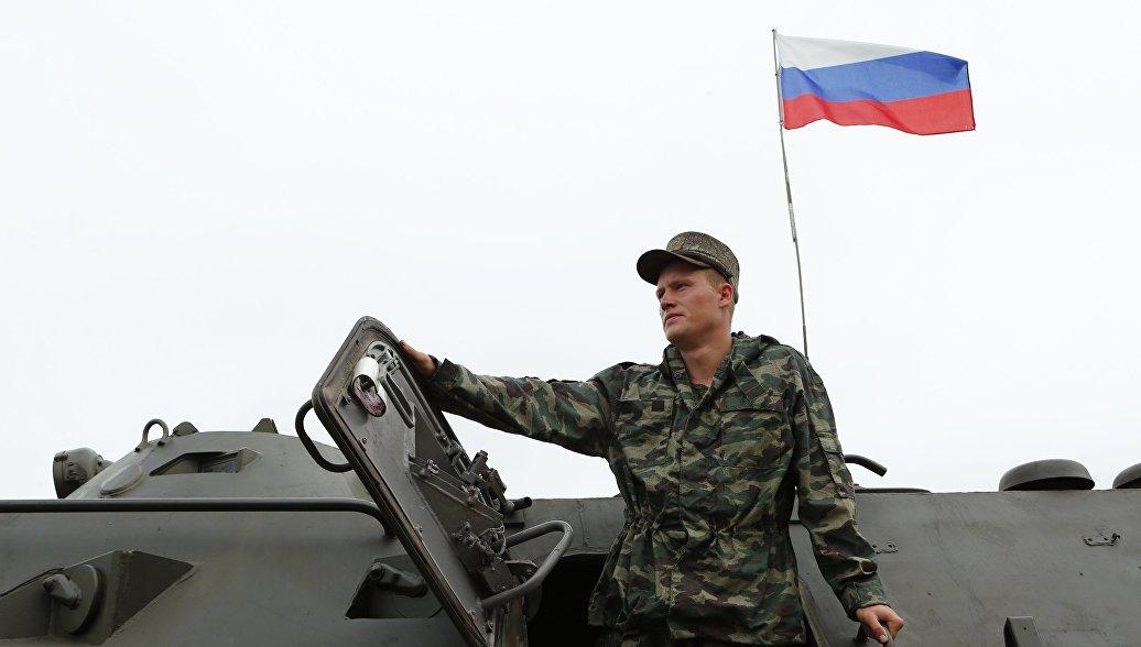 Военнослужащие из России и Армении отразили атаку