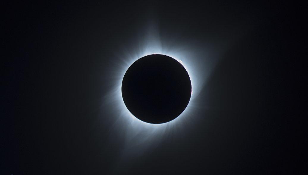 Жители северных областей России смогут увидеть частное затмение Солнца
