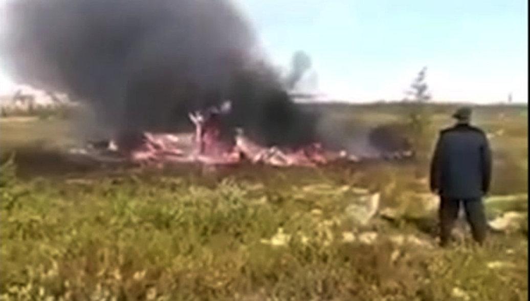 Власти Башкирии помогут семьям погибших при крушении Ми-8