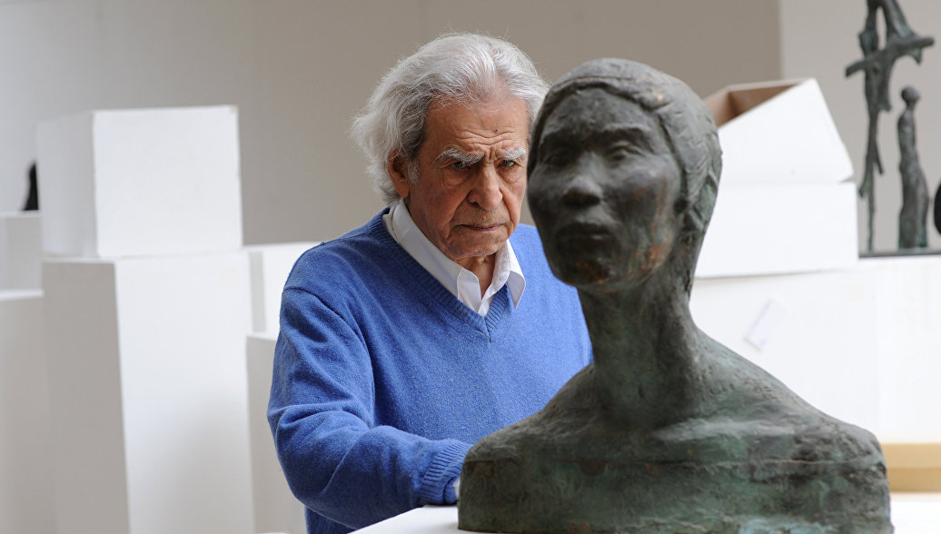 Умер скульптор Николай Никогосян