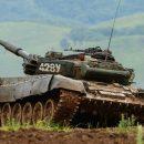 В Сибири танкисты уничтожили