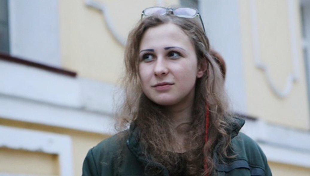 Мария Алехина уехала из России вопреки запрету, заявили в Pussy Riot