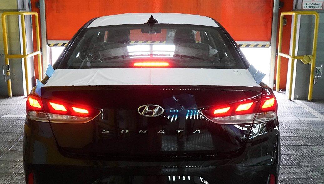 В России продажи Hyundai в июле выросли на 20%