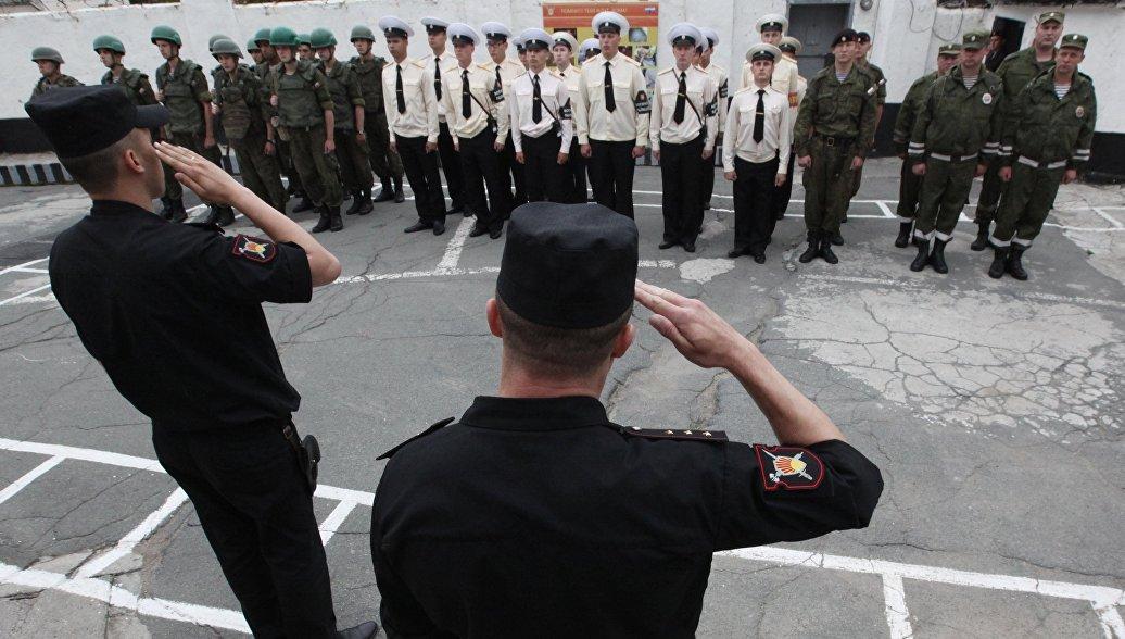 В двух регионах ПФО начались первые совместные учения военной полиции