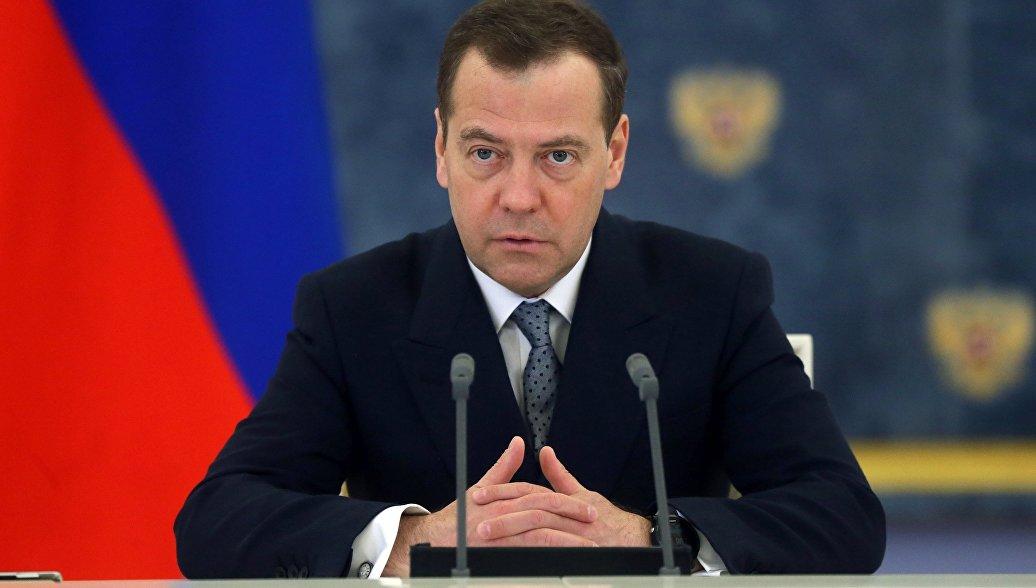 Медведев оценил возможность
