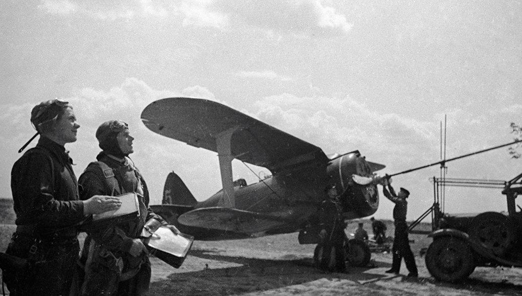 Минобороны опубликовало архивы о подвигах летчиков в 1941-1945 годах