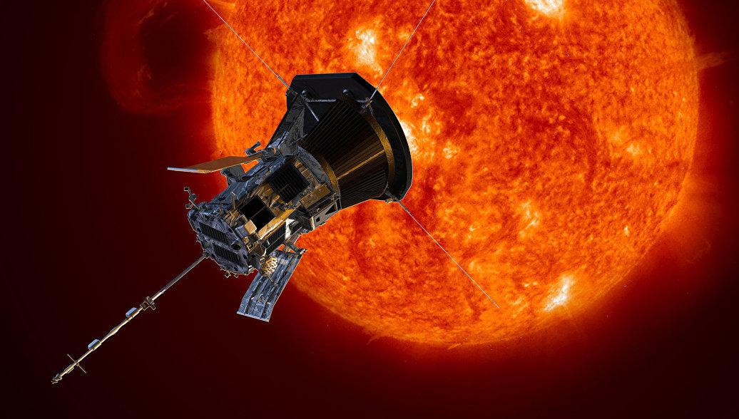 Зонд НАСА начнет путешествие к Солнцу