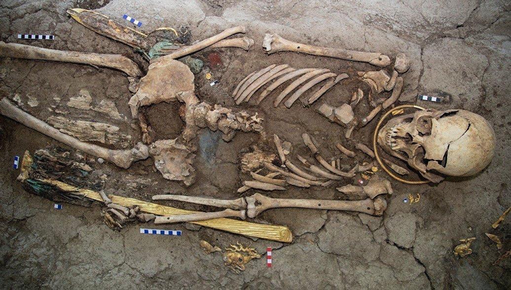 Легендарный археолог нашел еще одного