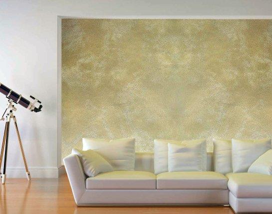 Как придать любому интерьеру дворцовую роскошь: краска с эффектом шелка
