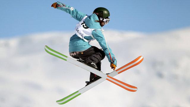 Заточка кантов на лыжах в Москве
