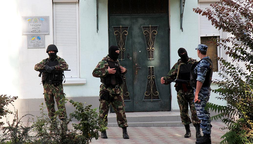 Имущество меджлиса крымских татар могут национализировать, заявили в Госдуме