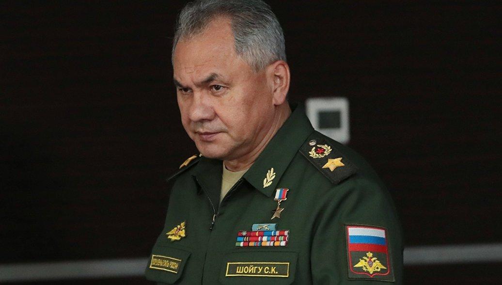 Шойгу прибыл в Сингапур на встречу министров обороны стран АСЕАН