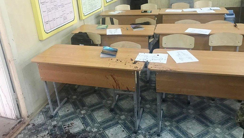 Мэр Керчи рассказал о подвиге горожан в день стрельбы в колледже
