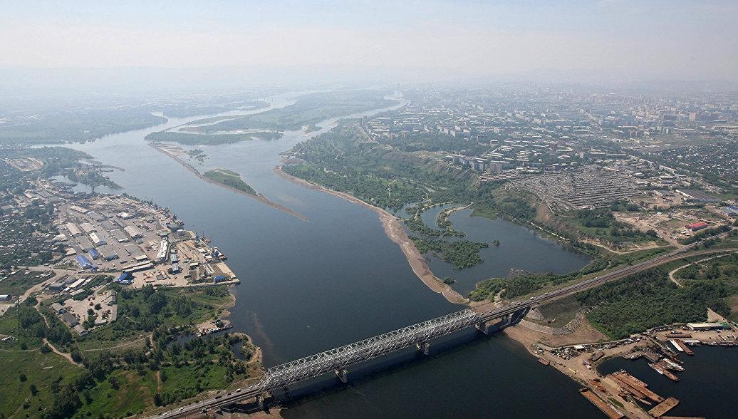 К концу 2024 года в Красноярске планируют сократить выбросы в воздух на 30%