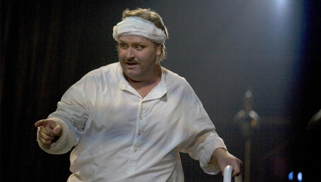 СМИ сообщили о госпитализации оперного певца Сергея Балашова