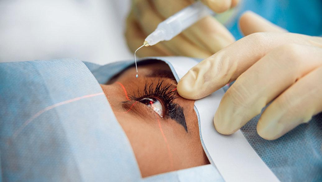 Ученые назвали продукты, которые защищают от потери зрения
