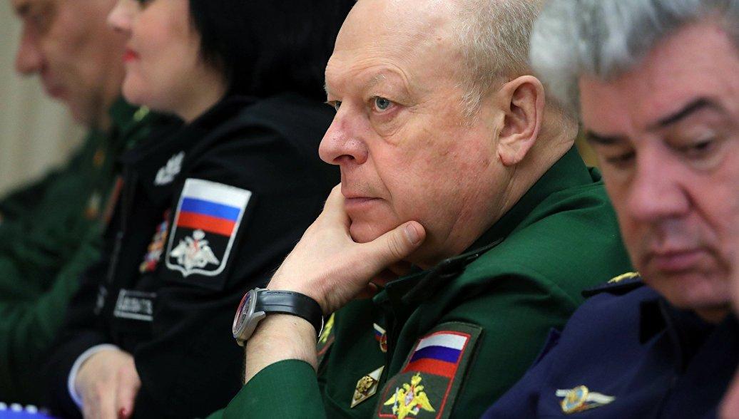 Главком Сухопутных войск России ожидает роста числа юнармейцев в Пензе