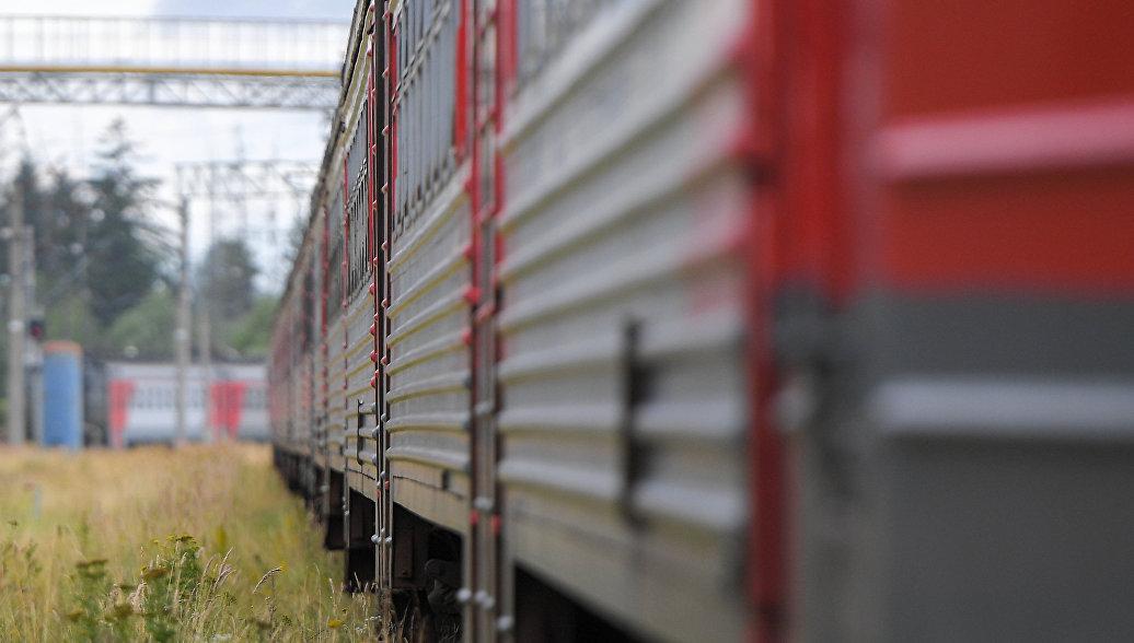 РЖД постепенно вводят в график задержанные на Кубани поезда