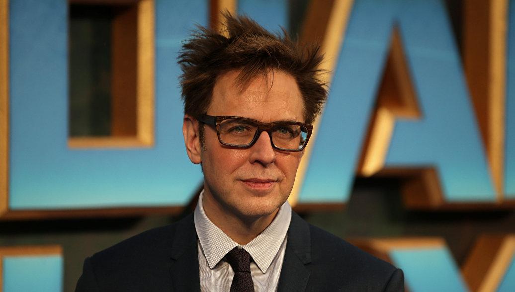 Уволенный из Marvel режиссер Джеймс Ганн будет работать на DC
