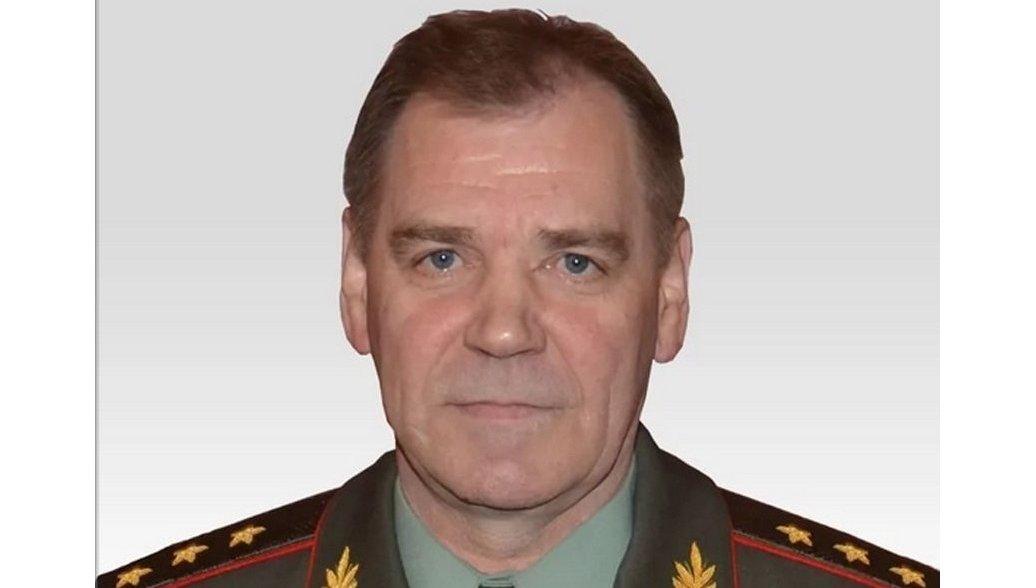 Умер герой России генерал Игорь Груднов