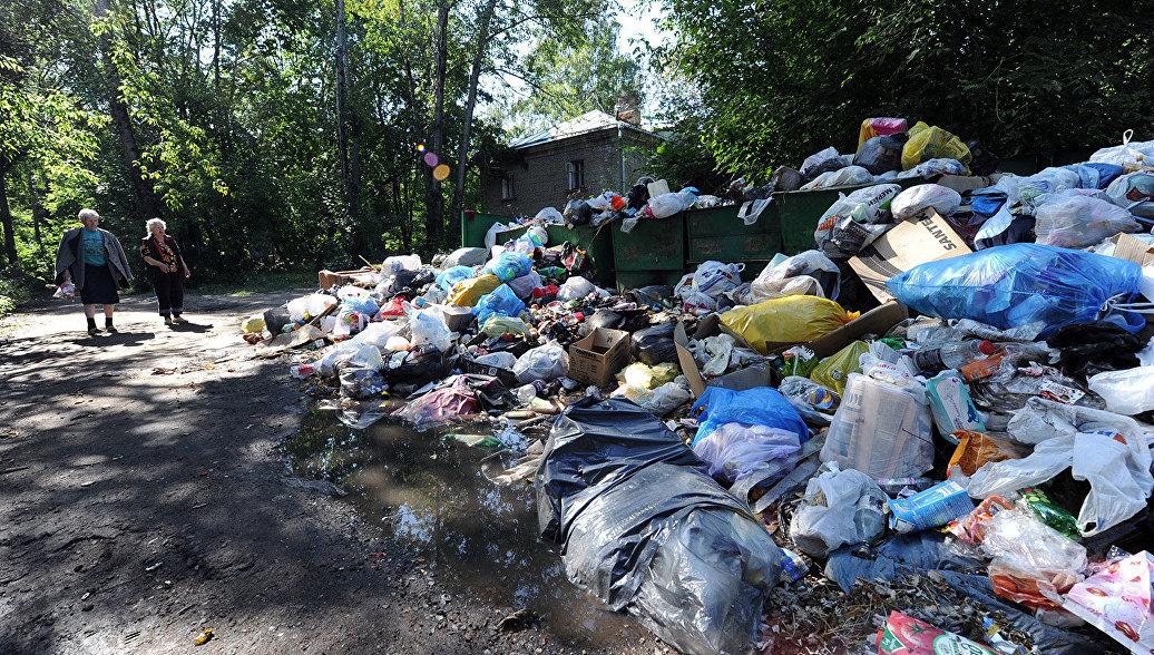 ОНФ призывает власти навести порядок с вывозом мусора в Горно-Алтайске