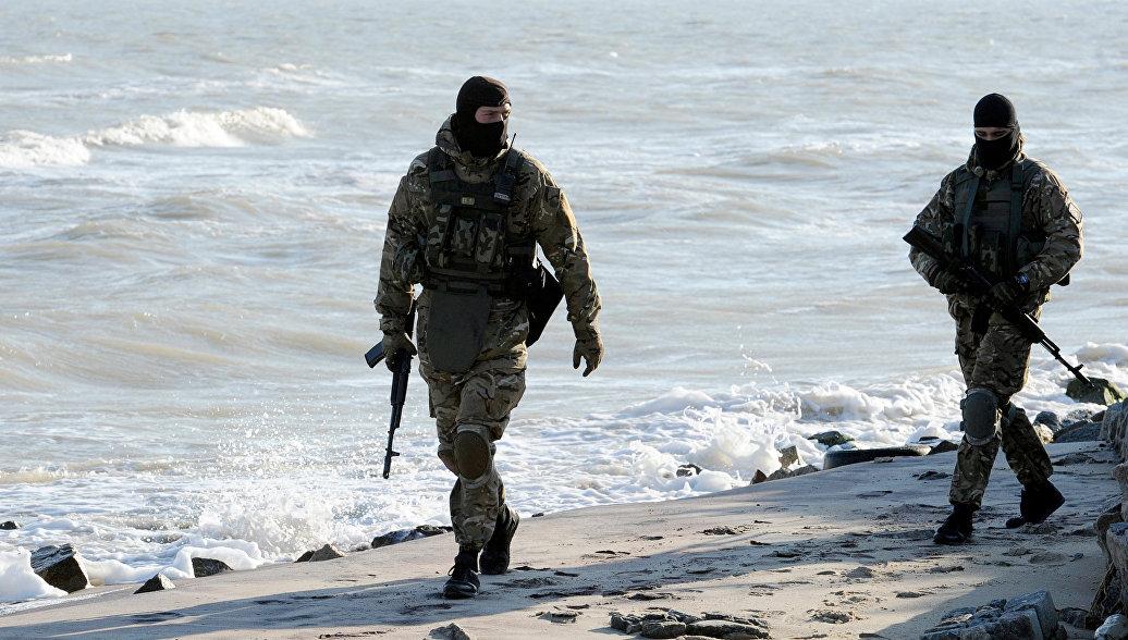 В МИД Украины объяснили отказ от разрыва соглашения с Россией по Азовскому морю