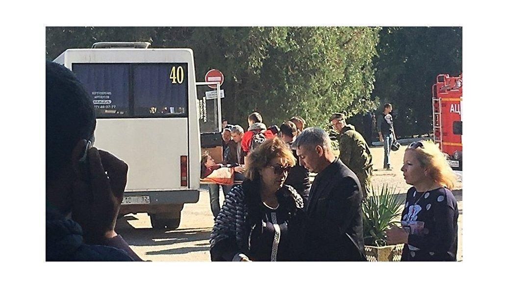 Скворцова рассказала о состоянии пострадавших в Керчи