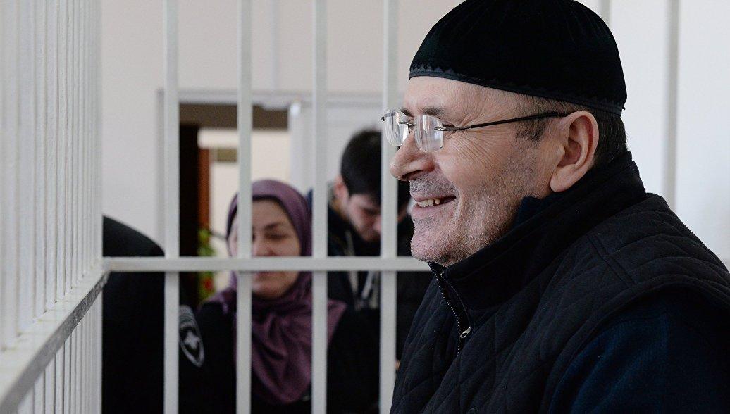 Кадыров заявил, что не интересовался процессом по делу правозащитника Титиева