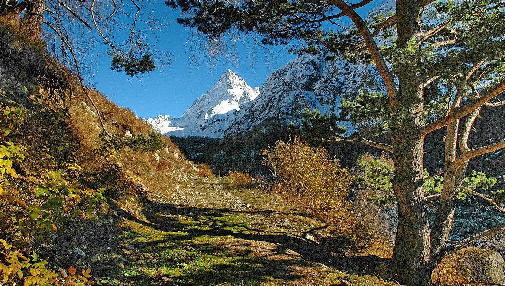 Трехкилометровую экологическую тропу откроют в горах Кабардино-Балкарии