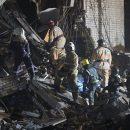 Четвертого погибшего нашли под завалами после взрыва на заводе в Гатчине