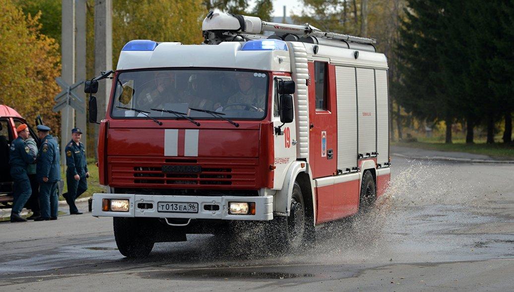 В Кабардино-Балкарии локализовали пожар на свалке