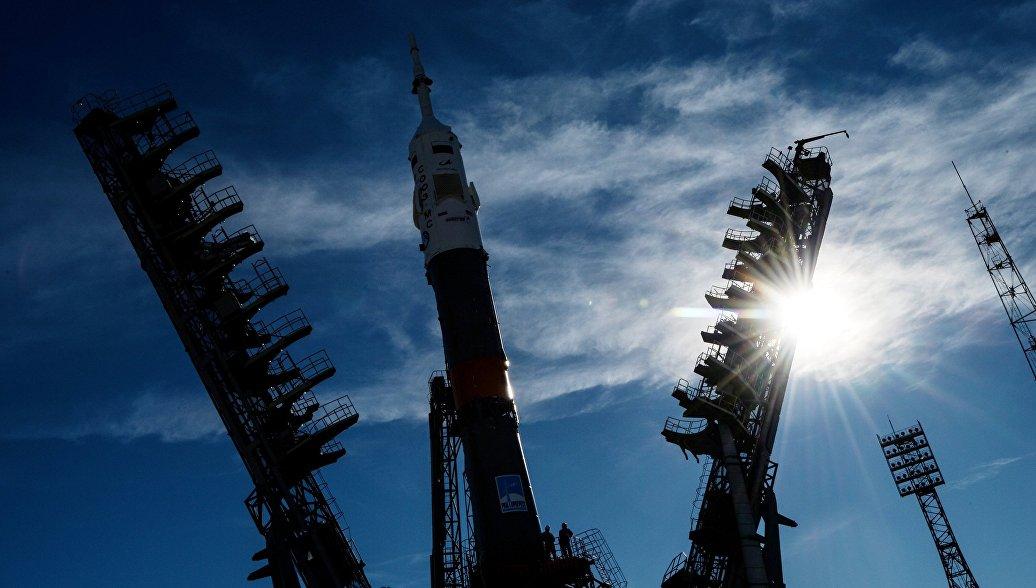 На Байконур доставили две ракеты