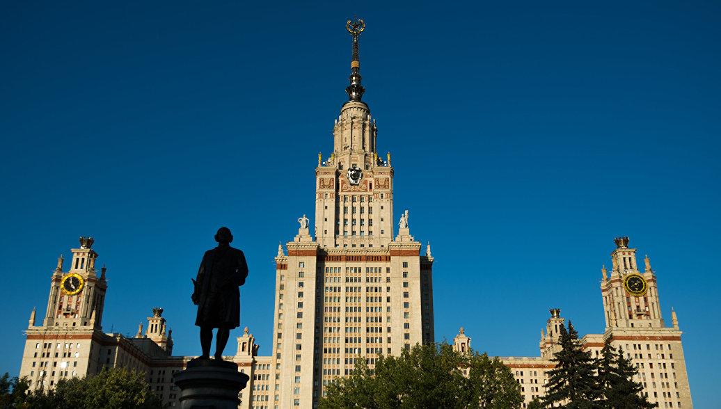 МГУ стал лучшим в трех предметных рейтингах по версии издания THE