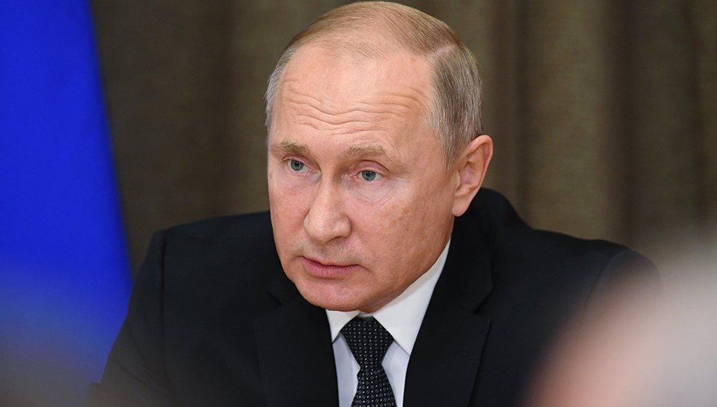 Путин отметил талант участников детского фестиваля