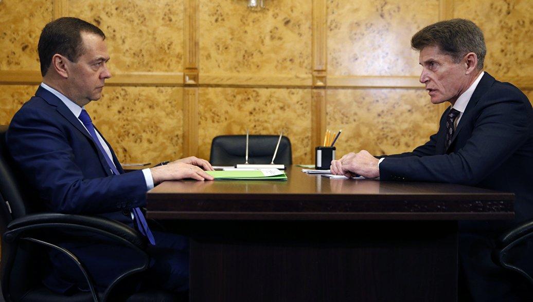 Кабмин РФ внес изменения в план развития Комсомольска-на-Амуре