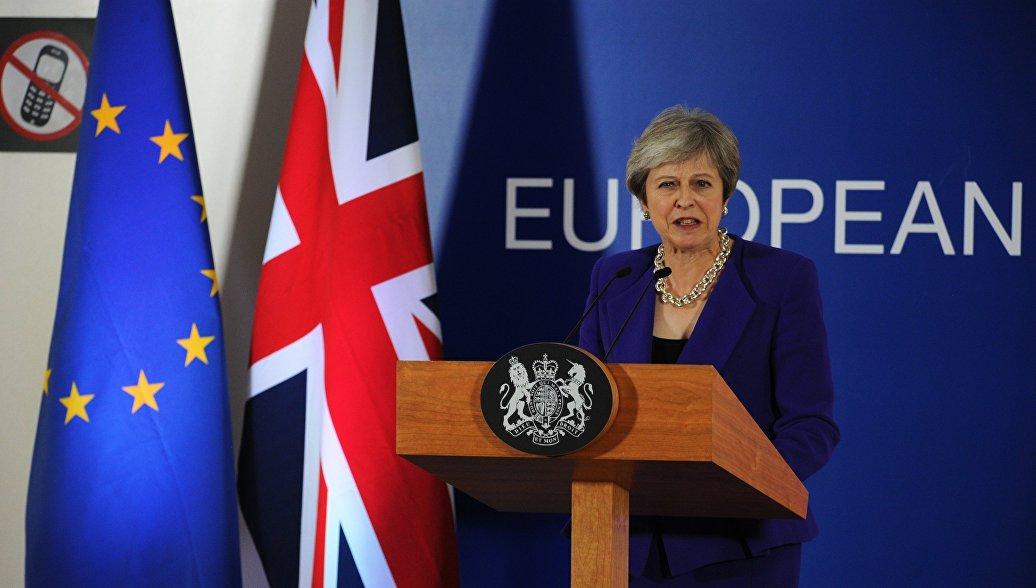 Мэй заявила, что сделка по Brexit в интересах всех британцев