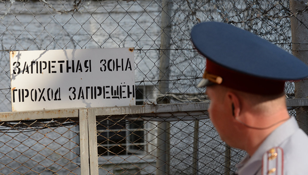 СК возбудил дело в отношении сотрудников колонии, где содержат Цеповяза