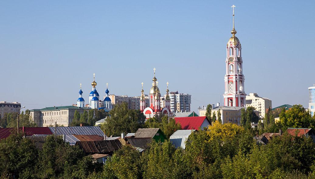 День народного единства на Тамбовщине собрал более 20 тысяч жителей