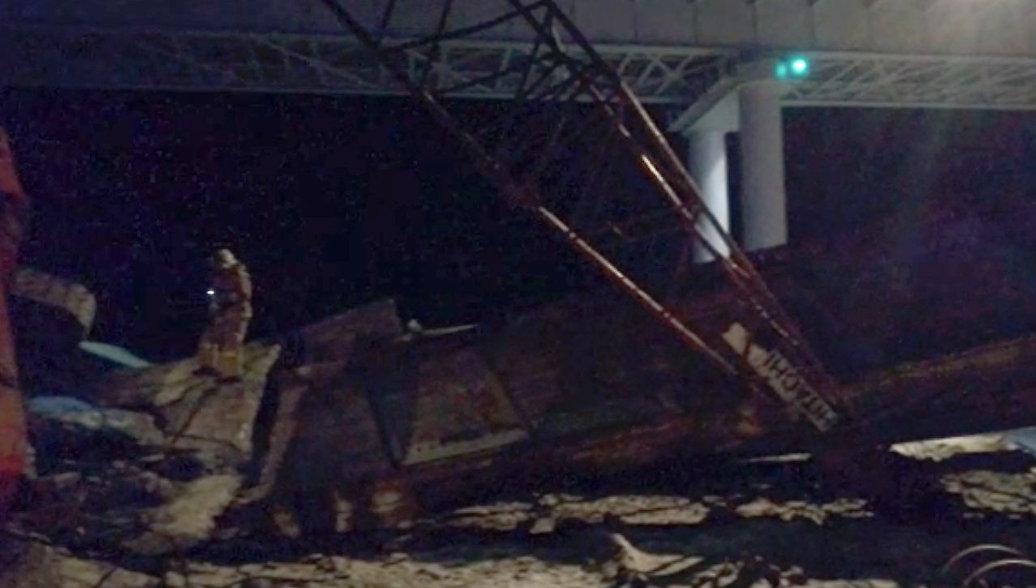 Рухнувший в Югре мост собирались демонтировать до конца года