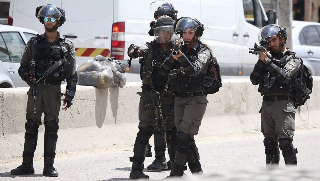 Израильские военные засекли пуски десяти ракет из сектора Газа