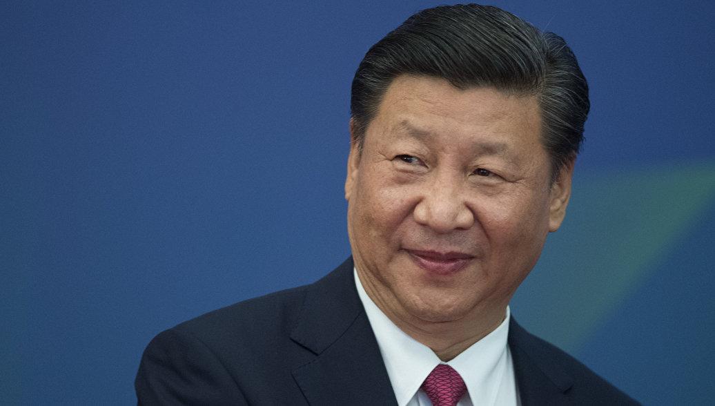 Си Цзиньпин призвал к открытости и противостоянию торговому протекционизму