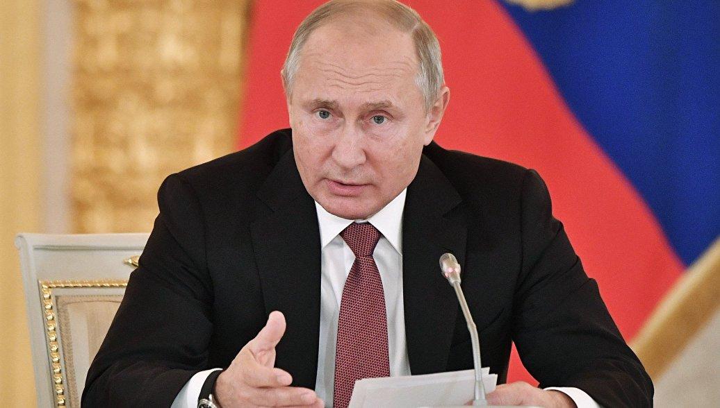 Путин призвал установить единый порядок заказов на исследования