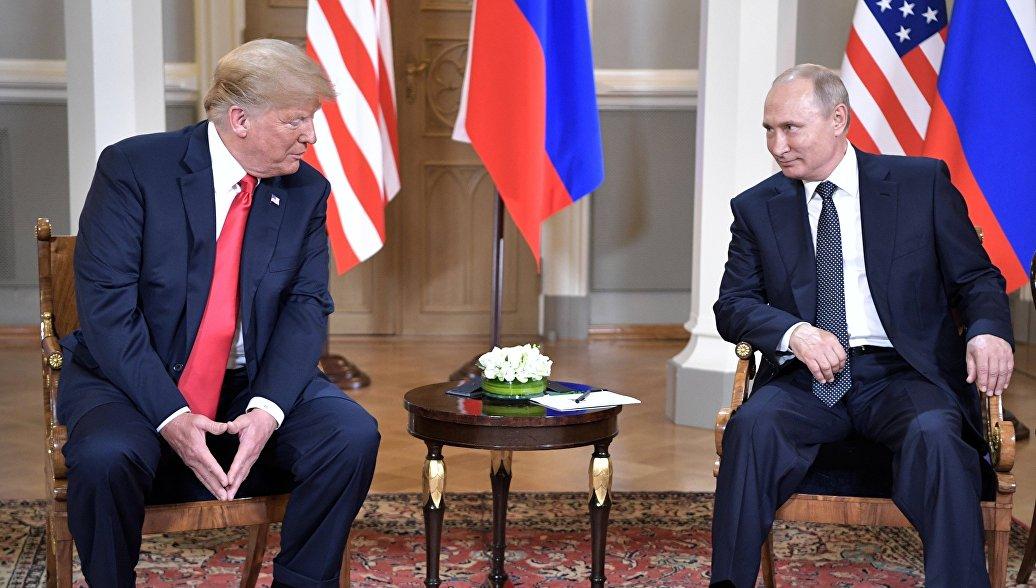 Путин всегда готов встретиться с Трампом, заявил Песков